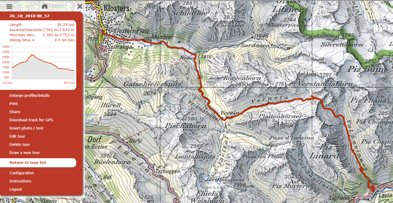 20181026 Map