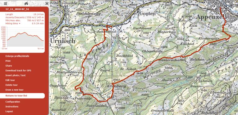 20181117 Map